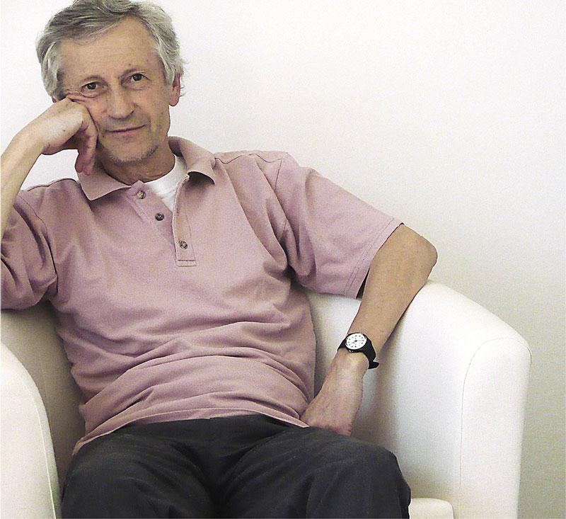 Siegfried Antonello Schwendtner